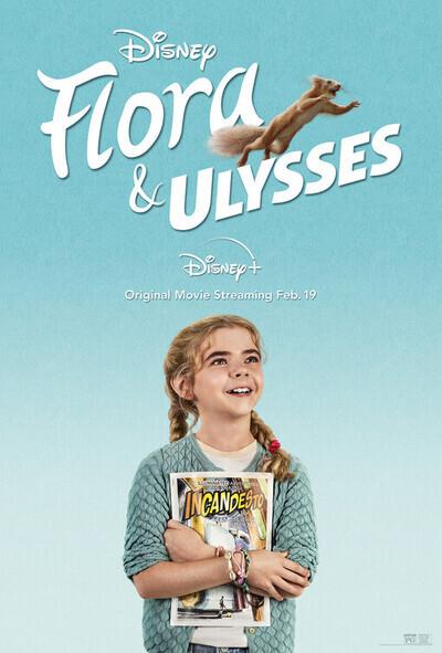 Reviews : Flora & Ulysses